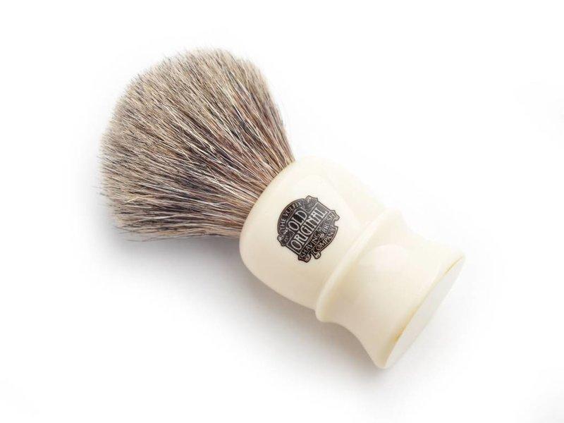 Vulfix pure badger scheerkwast wit