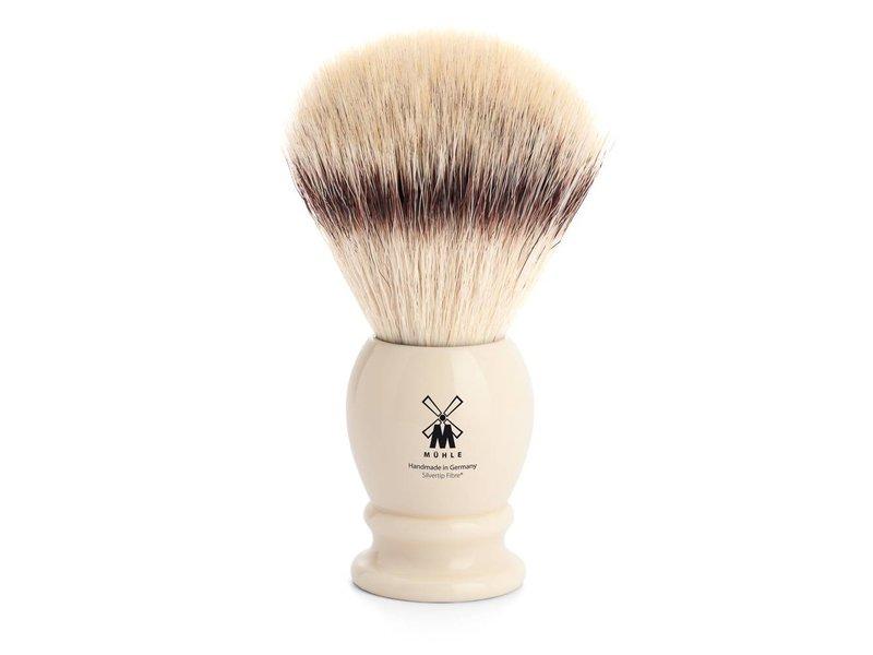 Mühle silvertip fibrescheerkwast XL wit