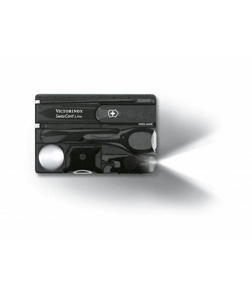 VICTORINOX SwissCard Lite Zwart