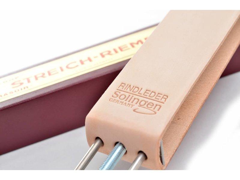 Compleet beginnerspakket - ebbenhout zilverstaal 5/8