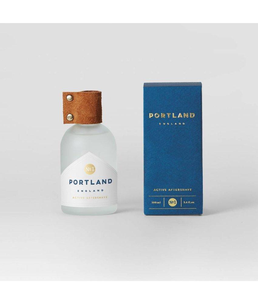 Portland aftershave