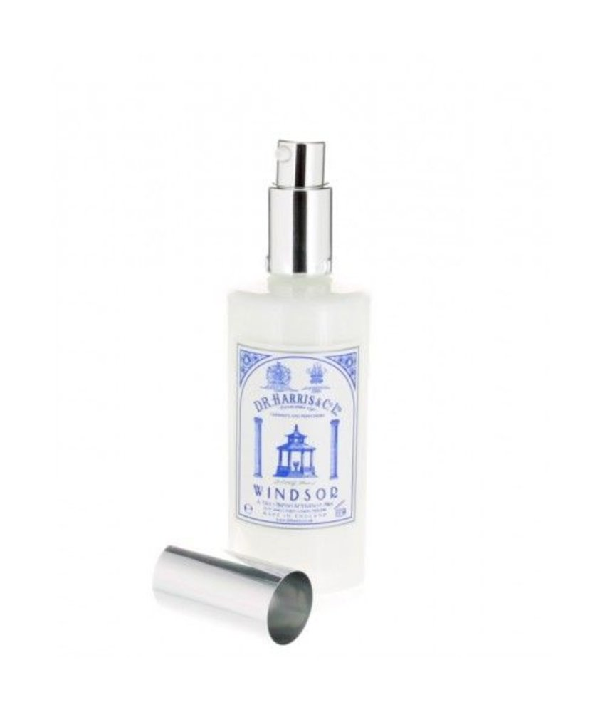 D.R.Harris Windsor aftershave milk