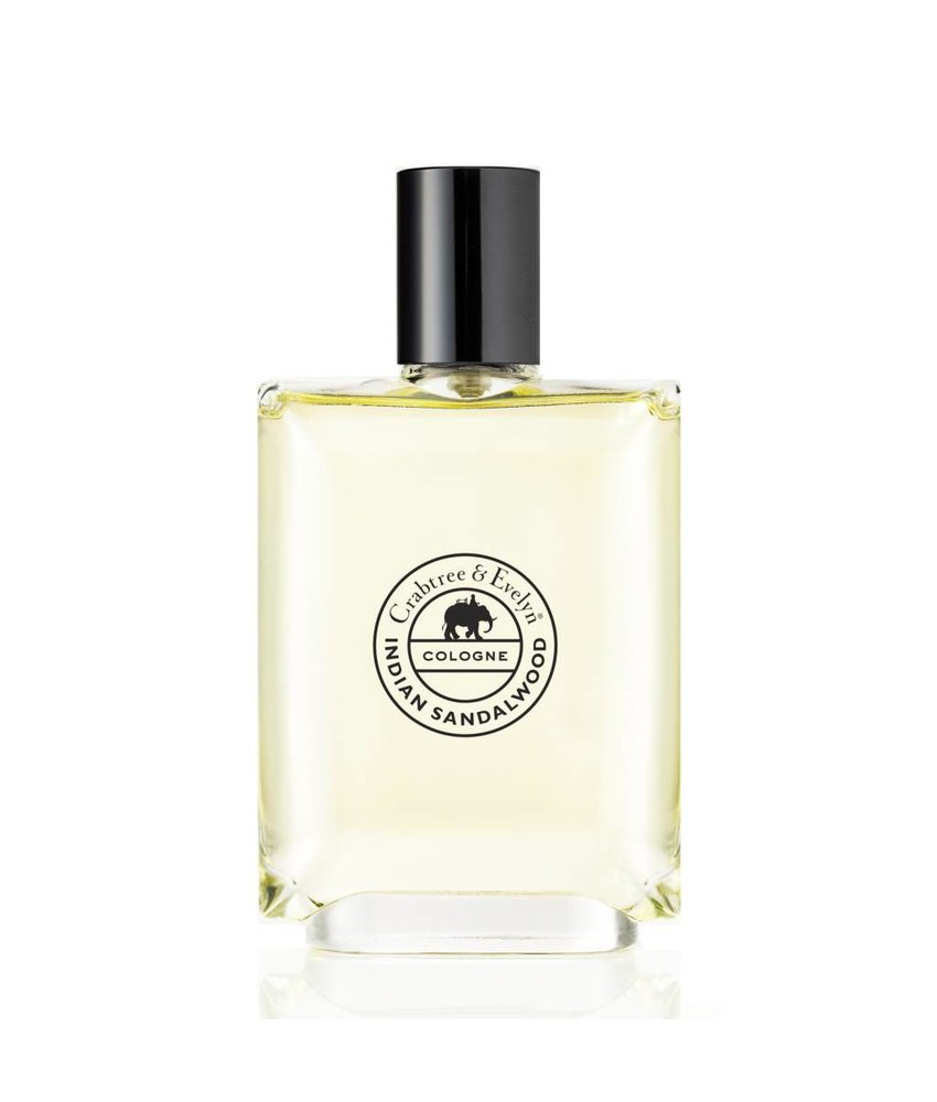 Crabtree & Evelyn Indian Sandalwood Cologne