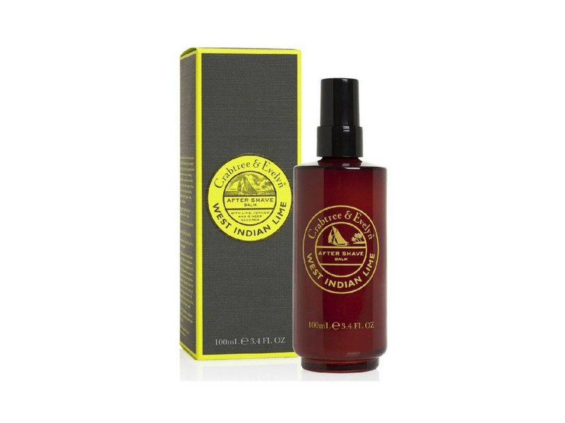 Crabtree & Evelyn West Indian Lime Aftershave Balsem