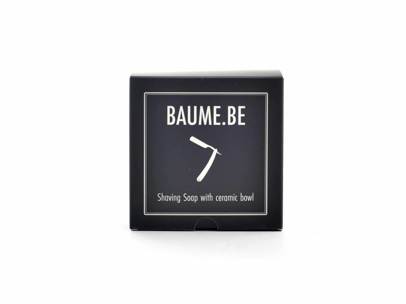 Baume.be scheerzeep