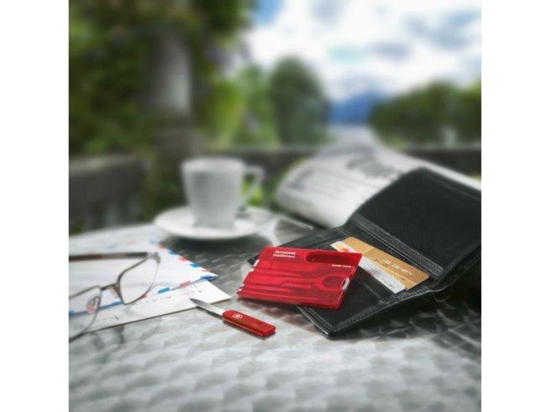 VICTORINOX SwissCard Rood 0.7100.T
