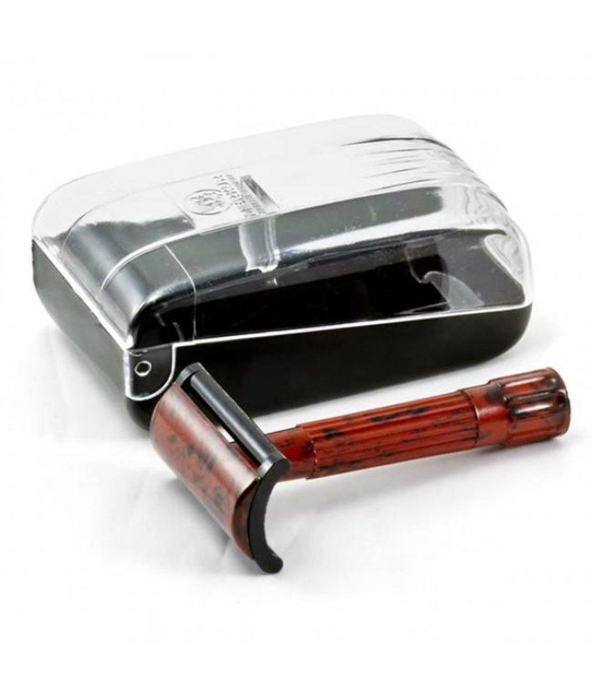 Merkur safety razor in bakeliet 45C