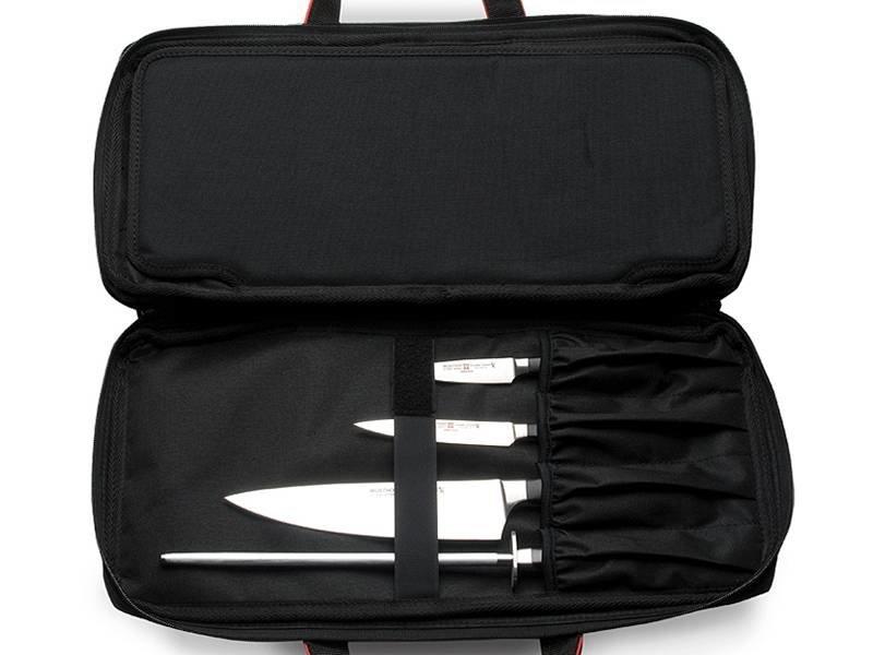 Wusthof Messenmap voor 12 delen en toebehoren - koffermodel