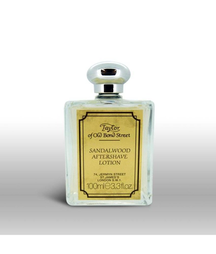 Taylor of Old Bond Street Sandalwood Aftershave Lotion - 100ml