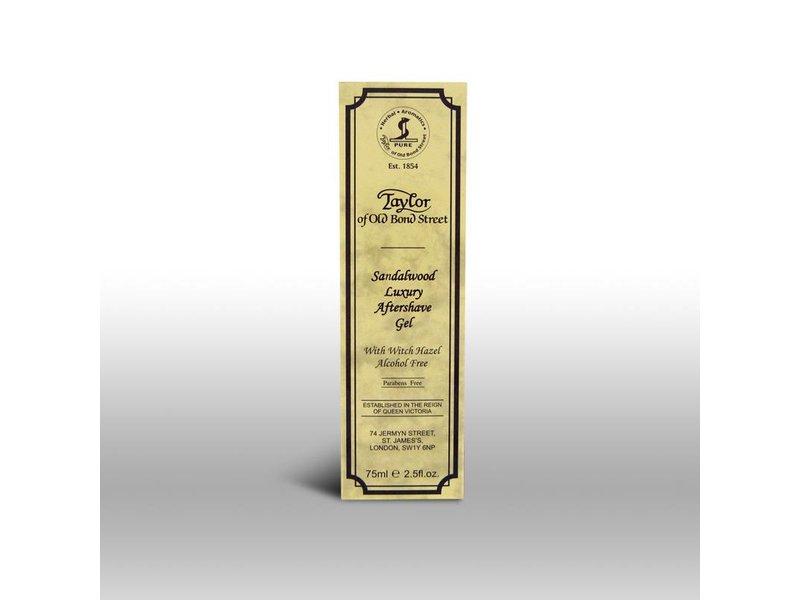 Taylor of Old Bond Street aftershave Gel - Sandalwood - 75ml
