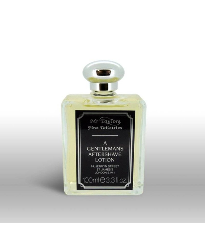 Taylor of Old Bond Street Mr Taylors Aftershave Lotion - 100ml