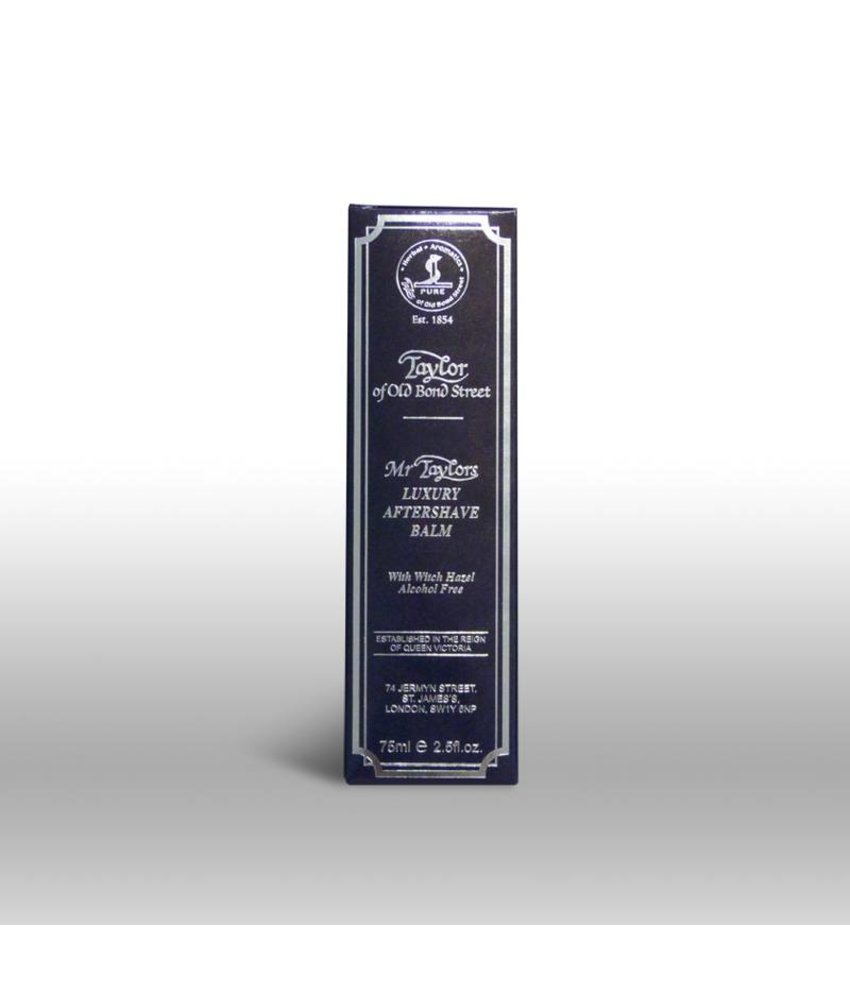Taylor of Old Bond Street Mr Taylors Luxury Aftershave Balm - 75ml