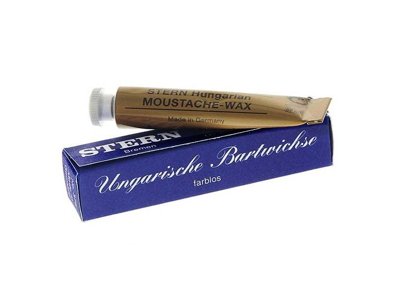 Stern Hongaarse moustache wax