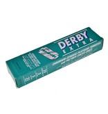 Derby safety razor mesjes 100 stuks