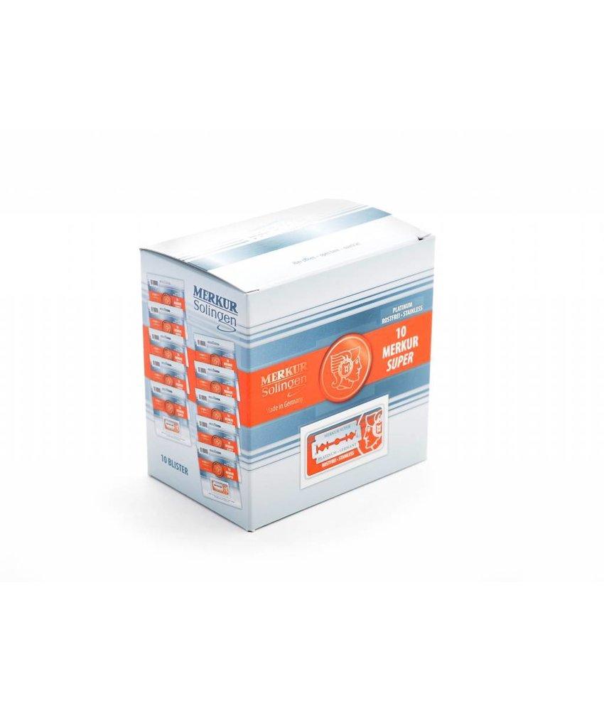 Merkur safety razor mesjes / karton