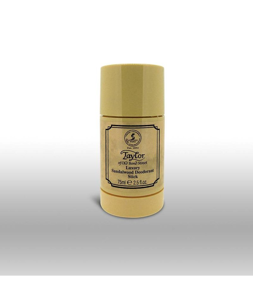 Taylor of Old Bond Street Sandalwood deodorant stick