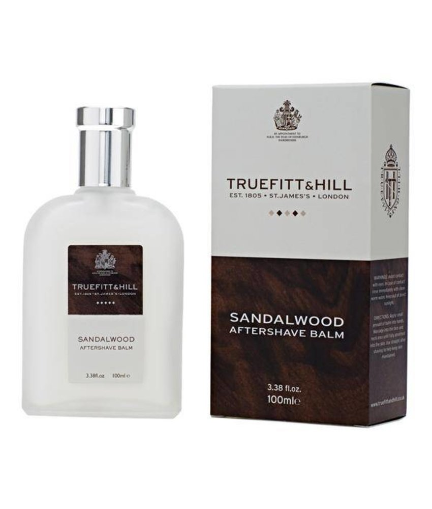 Truefitt & Hill Sandalwood Aftershave balsem