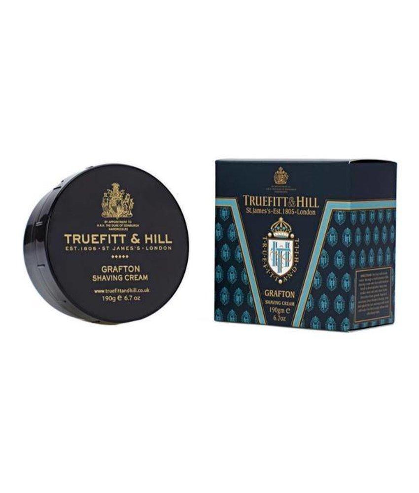 Truefitt & Hill Grafton scheercrème in mooie zwarte kom