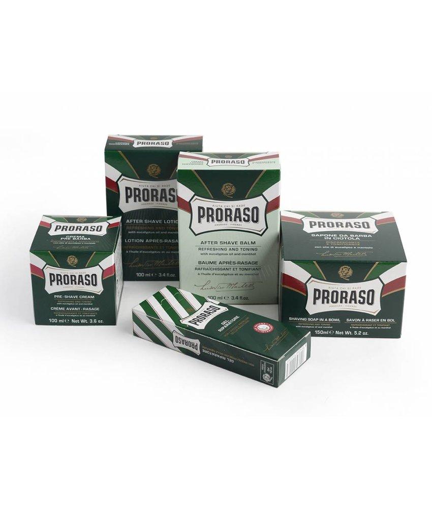 Proraso complete set scheerproducten