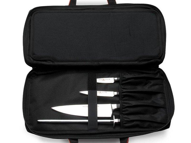 Wusthof Messenmap voor 20 delen en toebehoren - koffermodel