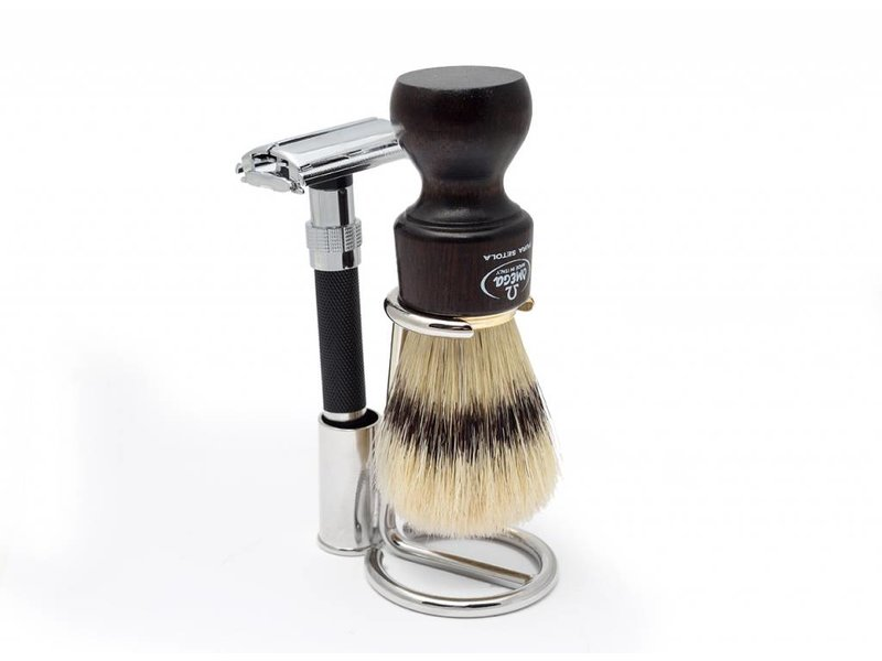 #1 safety razor scheerset