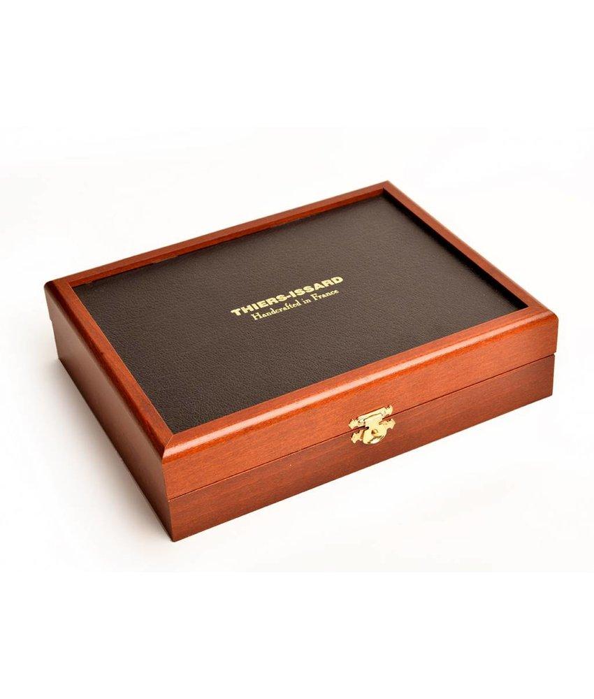 Thiers-Issard doos voor 7 open scheermessen