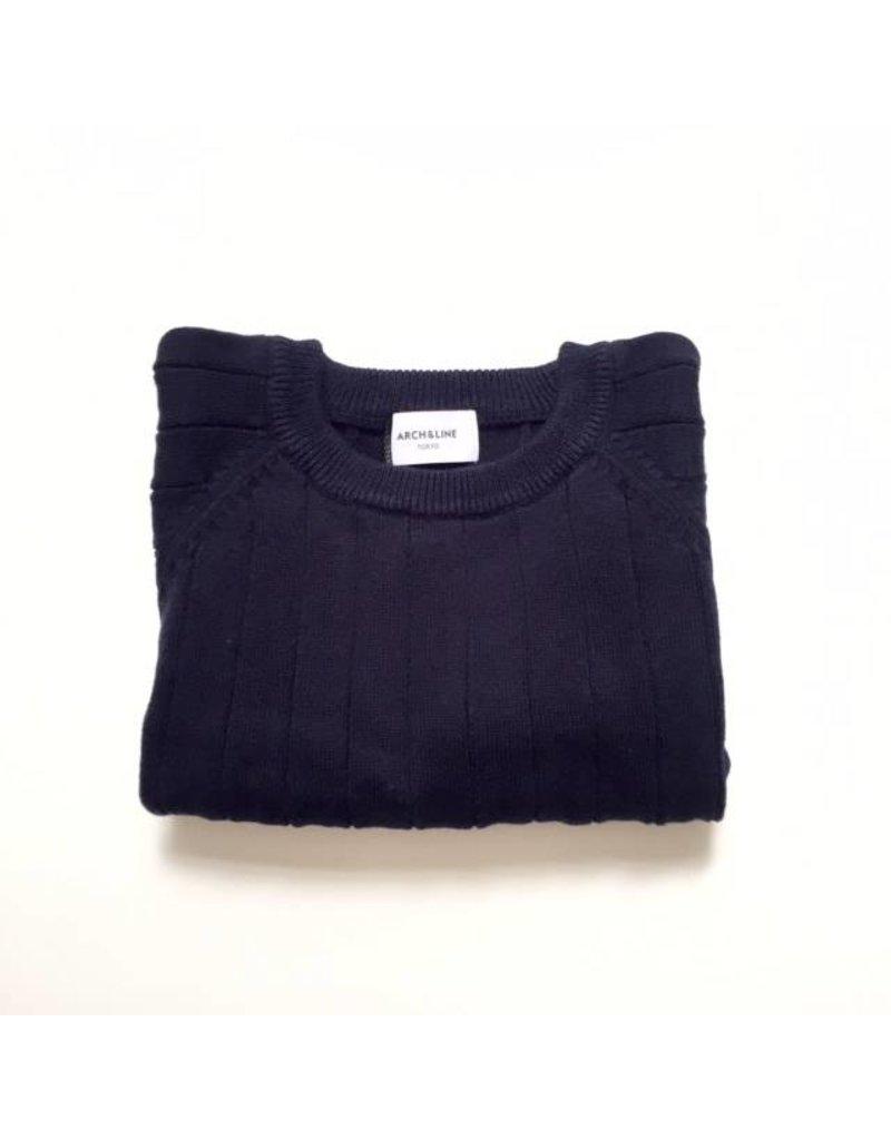 ARCH & LINE ARCH & LINE - Knit Navy blue
