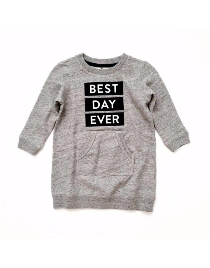 ARCH & LINE ARCH & LINE Sweat Dress Grey