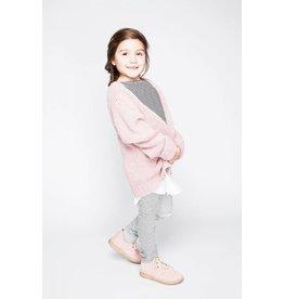 MINGO. Cardigan Pink (Laatste maat 4-6y)