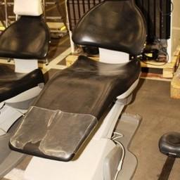 Elektrische Technodent behandelstoel Type: ECO19 T2000 4A