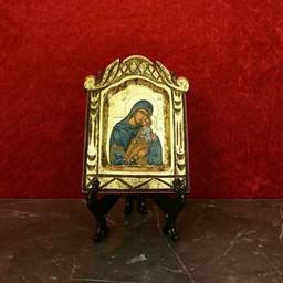 Handgemaakte Grieks Orthodoxe iconen
