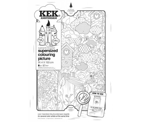 coloring Pages - wonenmetlefkids