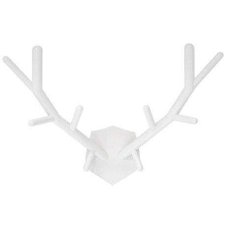HK-living Children Deer Antler white wood 61x46cm (XL)