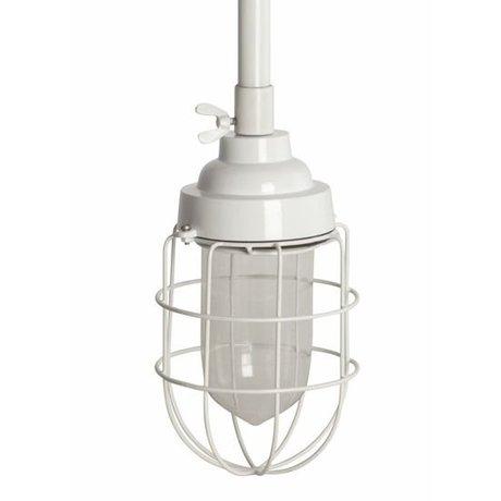 Housedoctor Kinderhanglamp Casa staaf wit in hoogte verstelbaar