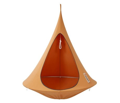 Cacoon Children Hangstoel tent Single 1 single orange 150x150cm