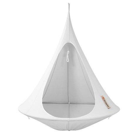 Cacoon Children Hangstoel tent Single 1 single gray 150x150cm