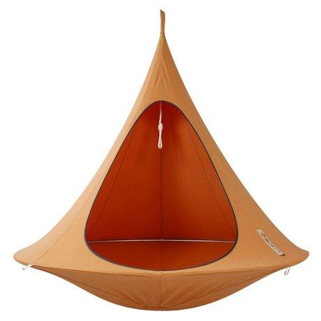 Cacoon Kinderen Hangstoel tent Double 2 double orange 180x150cm