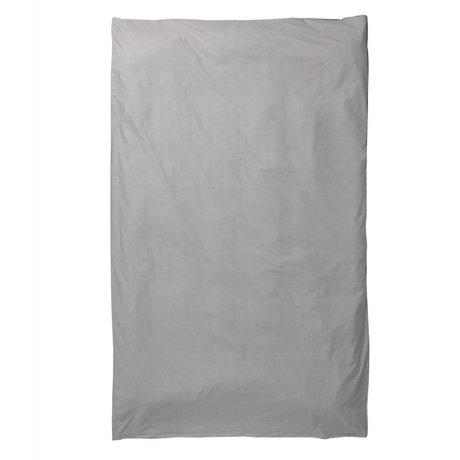 Ferm Living kids Kids Duvet Covers Hush gray cotton 140x220cm