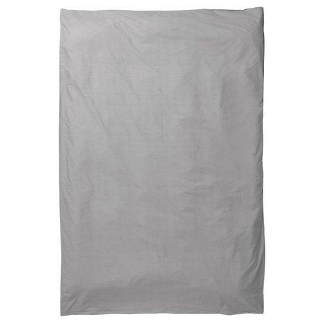 Ferm Living kids Kids Duvet Covers Hush gray cotton 140x200cm