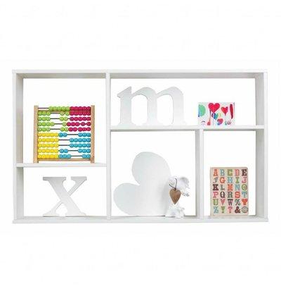 Hangkastjes & boekenkasten
