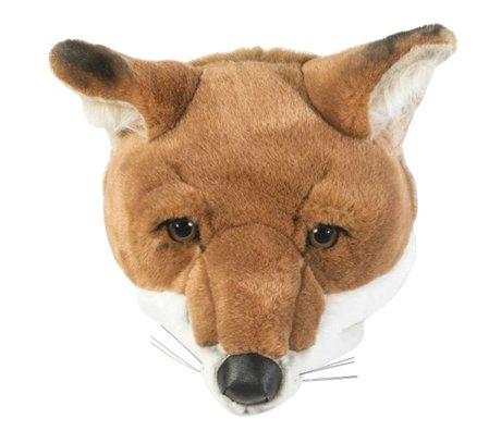Wild & Soft Animal fox Louis orange 26x29x28