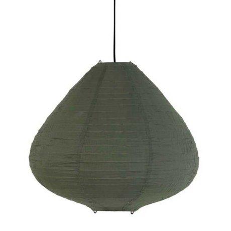 HK-living Kinderlampion army green cotton 65cm