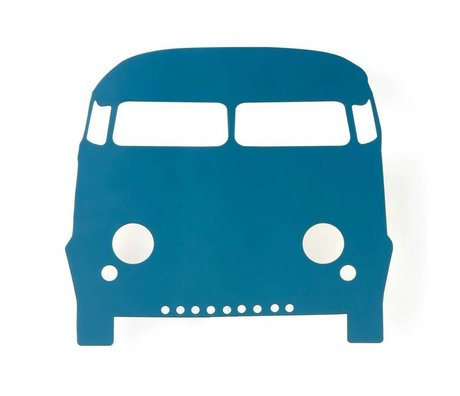 Ferm Living kids Children's wall lamp car petrol wood 27x22,5cm, Car lamp