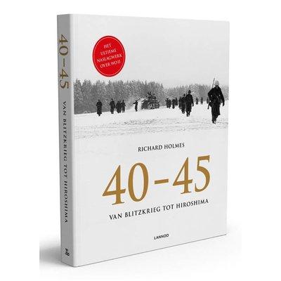 40-45 Van Blitzkrieg tot Hiroshima