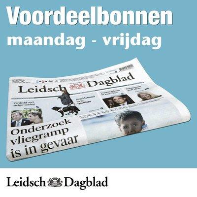 Weekbonnen Leidsch Dagblad