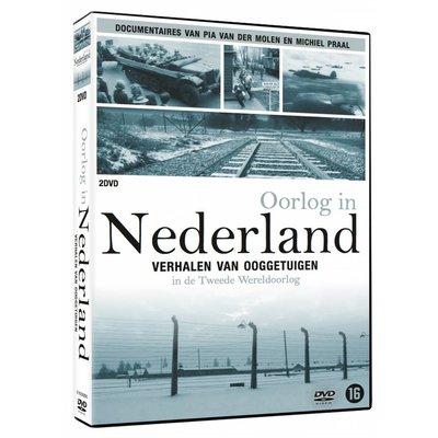 02dvd-box Oorlog in Nederland- Verhalen van ooggetuigen
