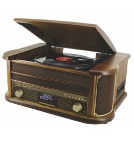 Soundmaster Nostalgisch muziekcenter met DAB+ type NR513DAB