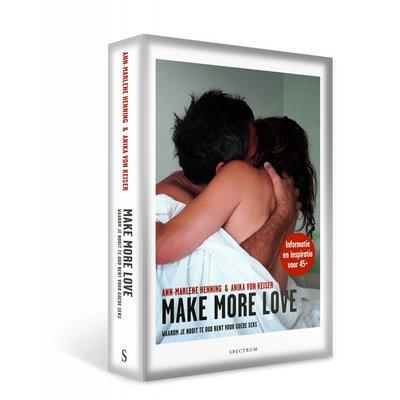 Boek: Make more love