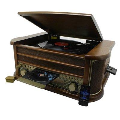 Soundmaster NR513A nostalgisch muziek center