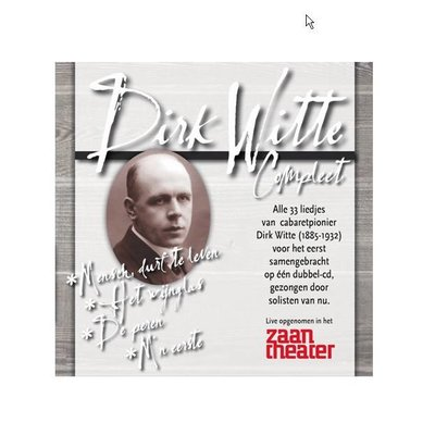CD Dirk Witte